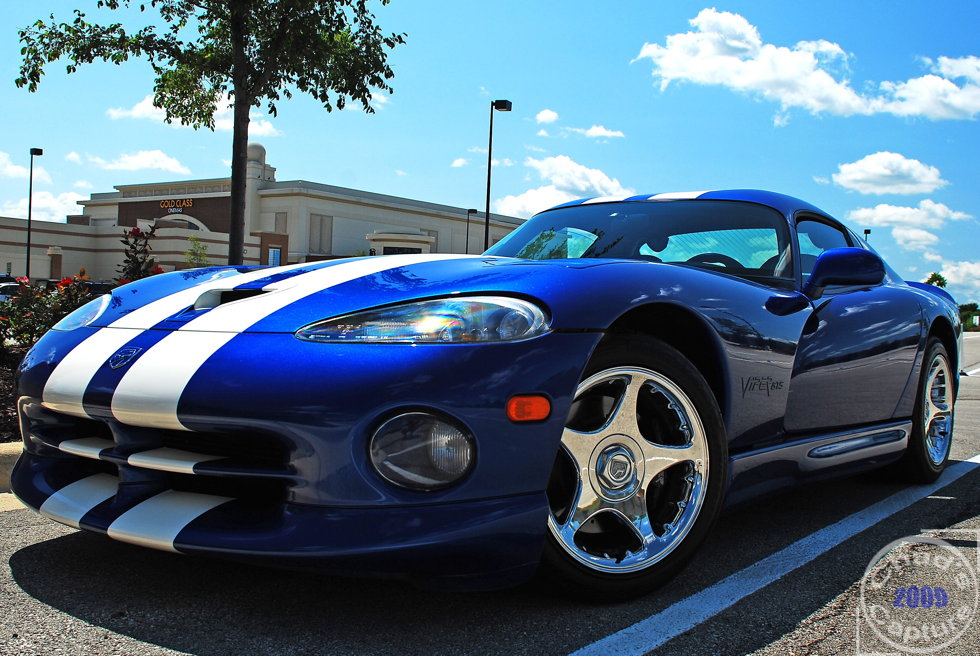 1996 Dodge Viper GTS Widescreen