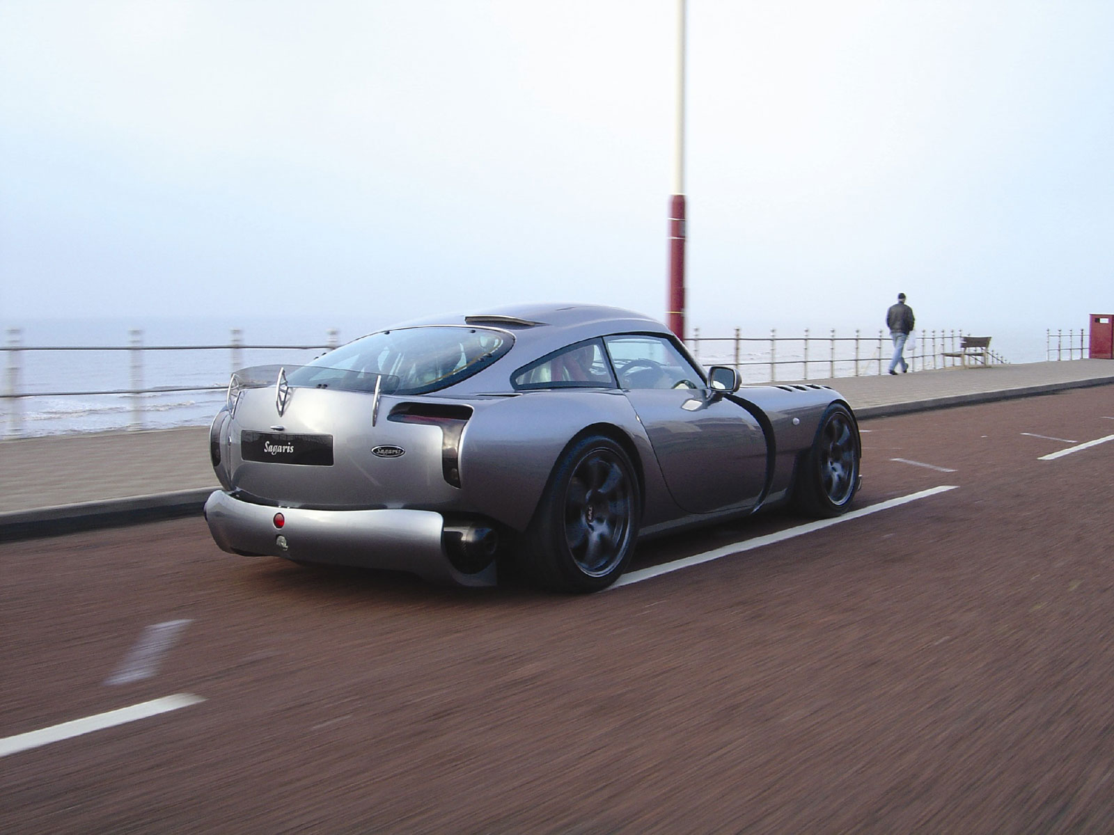 2005 TVR Sagaris Widescreen
