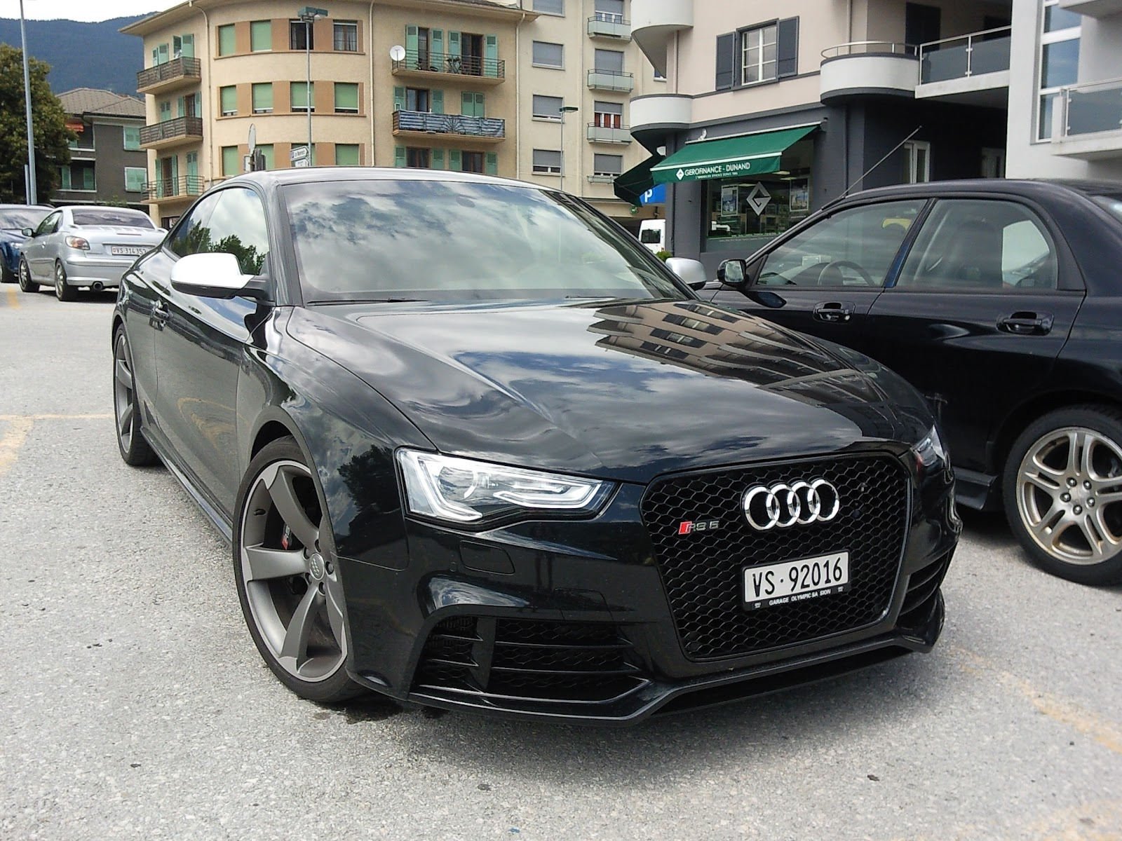 2012 Audi RS5 Widescreen