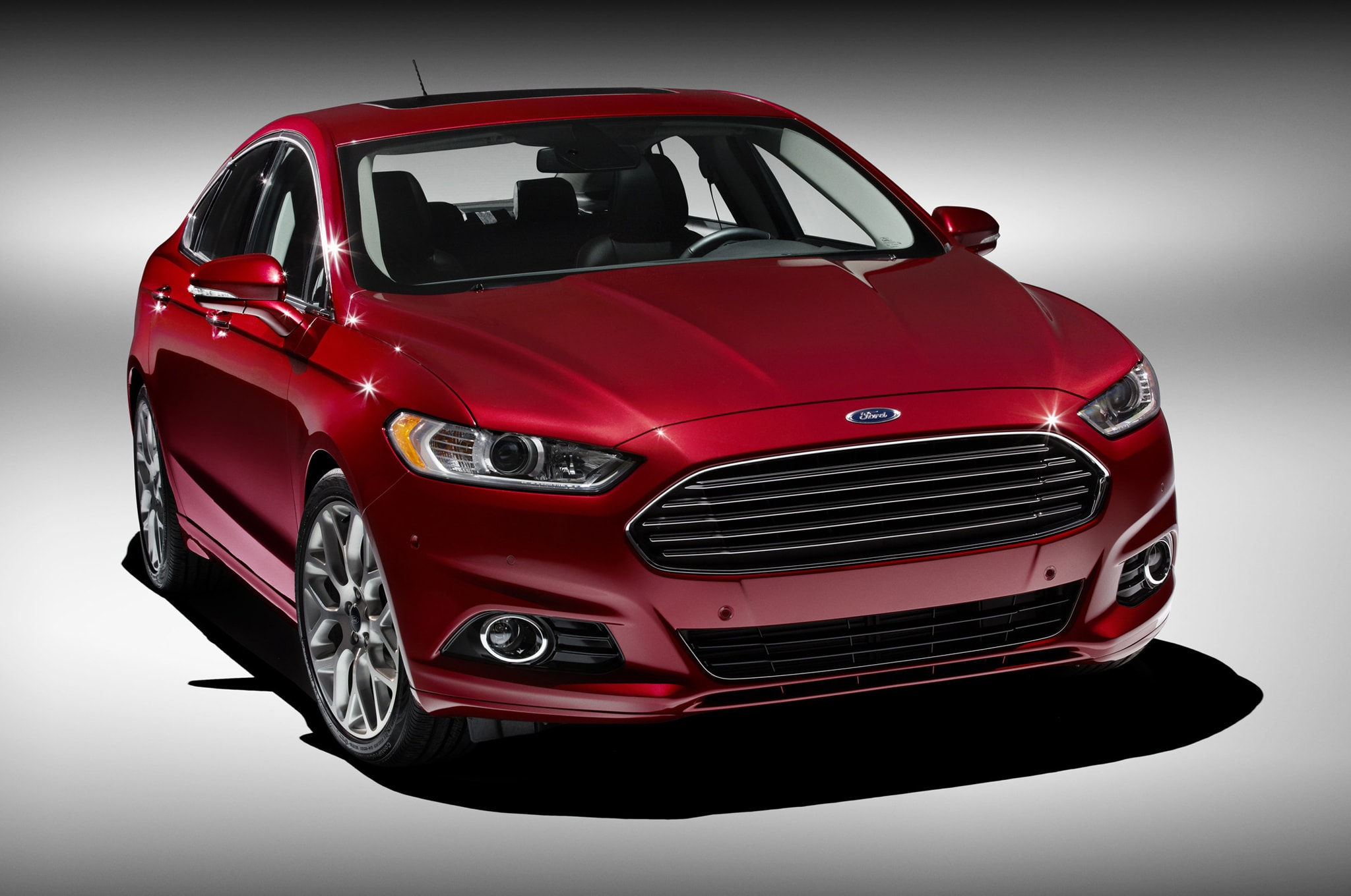 2013 Ford Fusion Widescreen