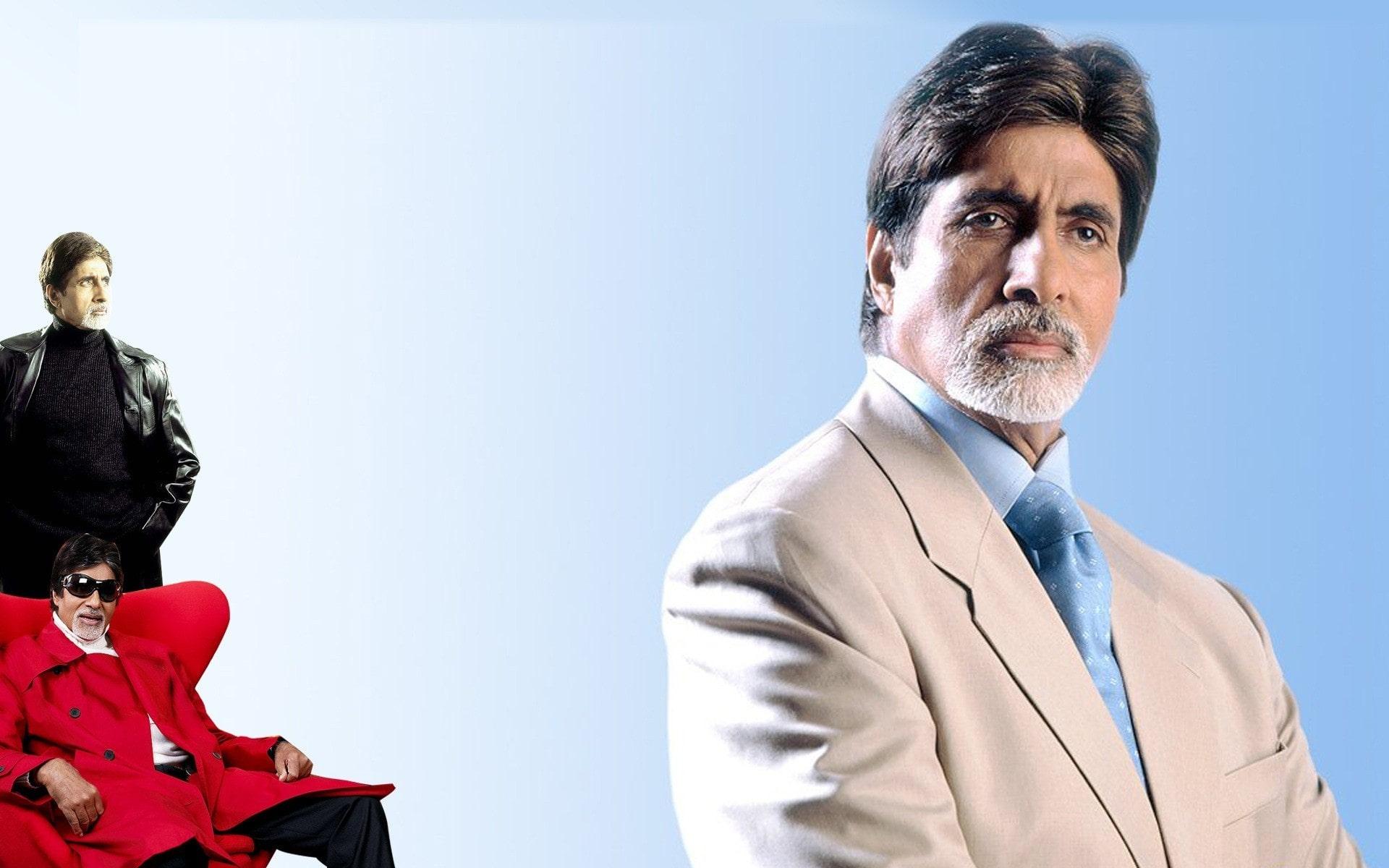 Amitabh Bachchan Widescreen