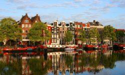Amsterdam widescreen