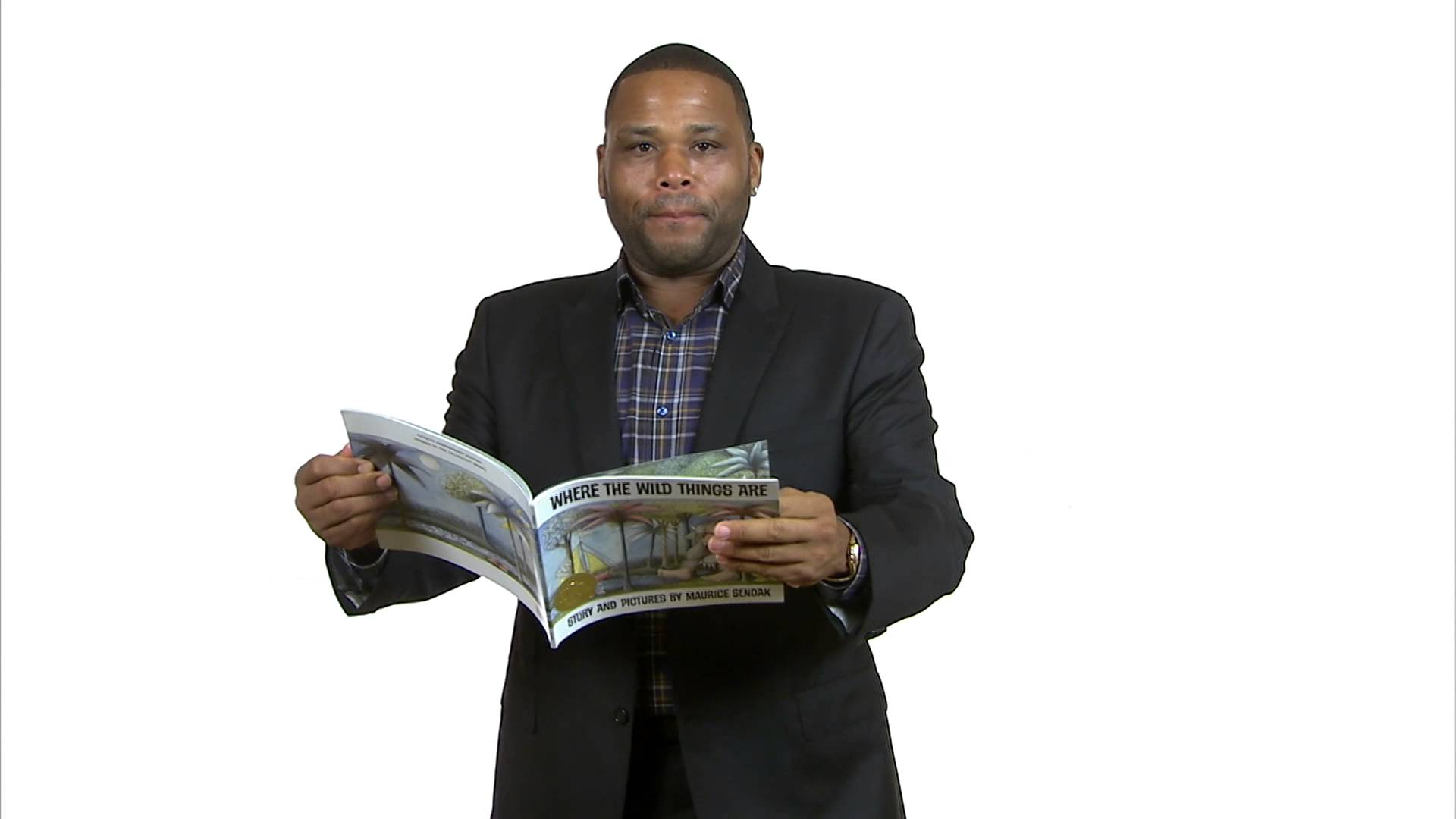 Anthony Anderson Widescreen