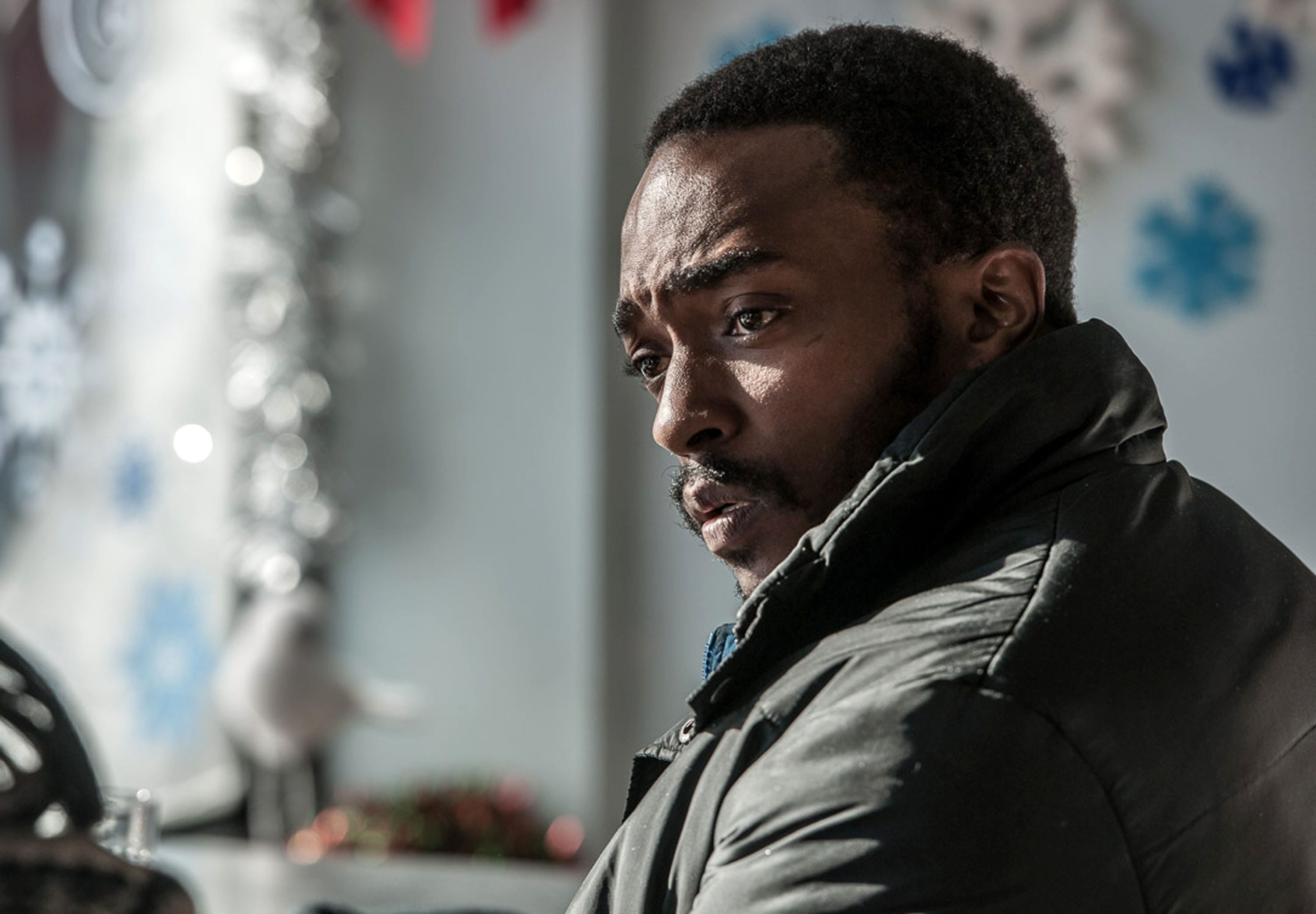 Anthony Mackie Widescreen
