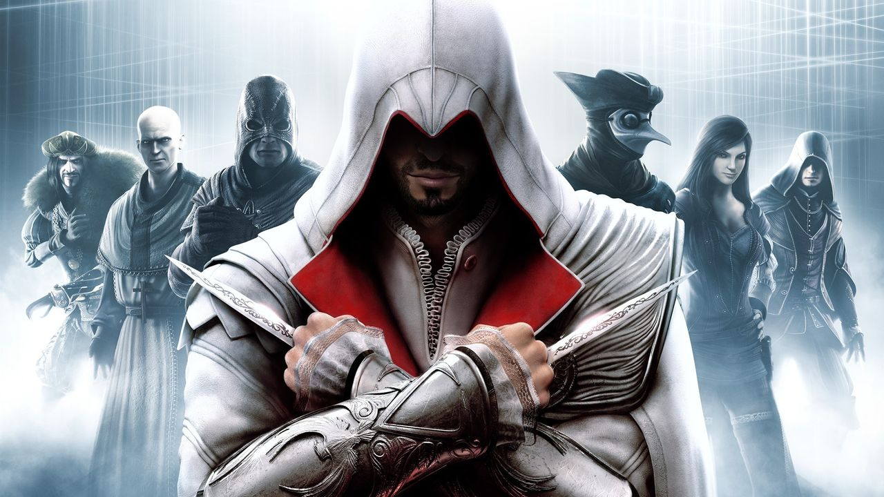 Assassin's Creed widescreen
