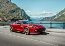 Aston Martin Vanquish Zagato Free