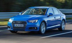 Audi A4 (B9) Widescreen