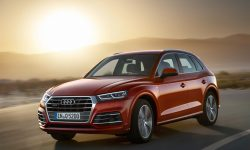Audi Q5 II Widescreen