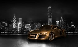 Audi R8 free wallpapers