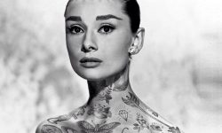 Audrey Hepburn Widescreen