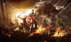 Avengers: Age Of Ultron widescreen