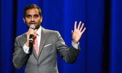 Aziz Ansari Widescreen