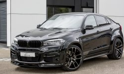 BMW X6 (F16) Widescreen