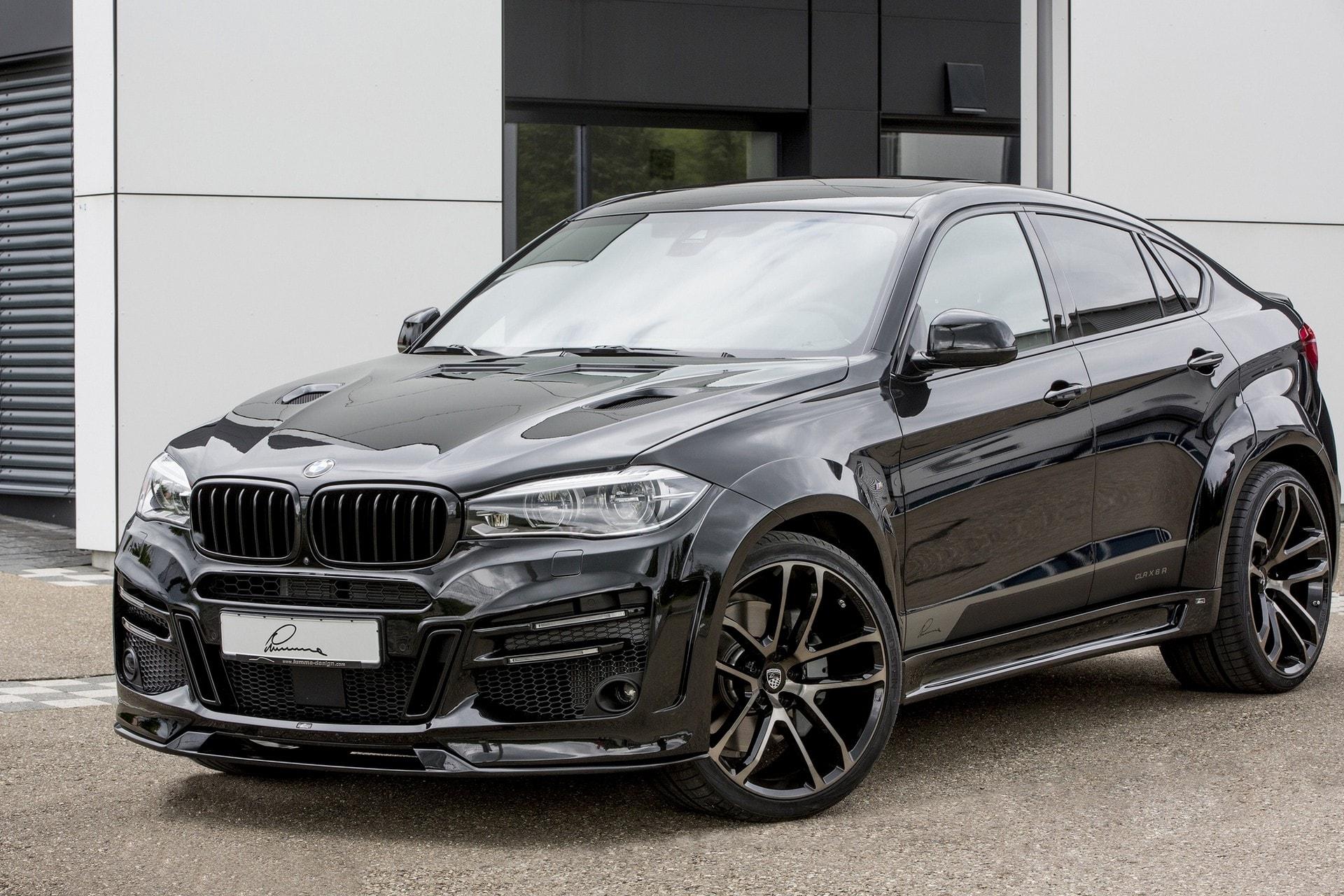 BMW X6 (F16) Widescreen