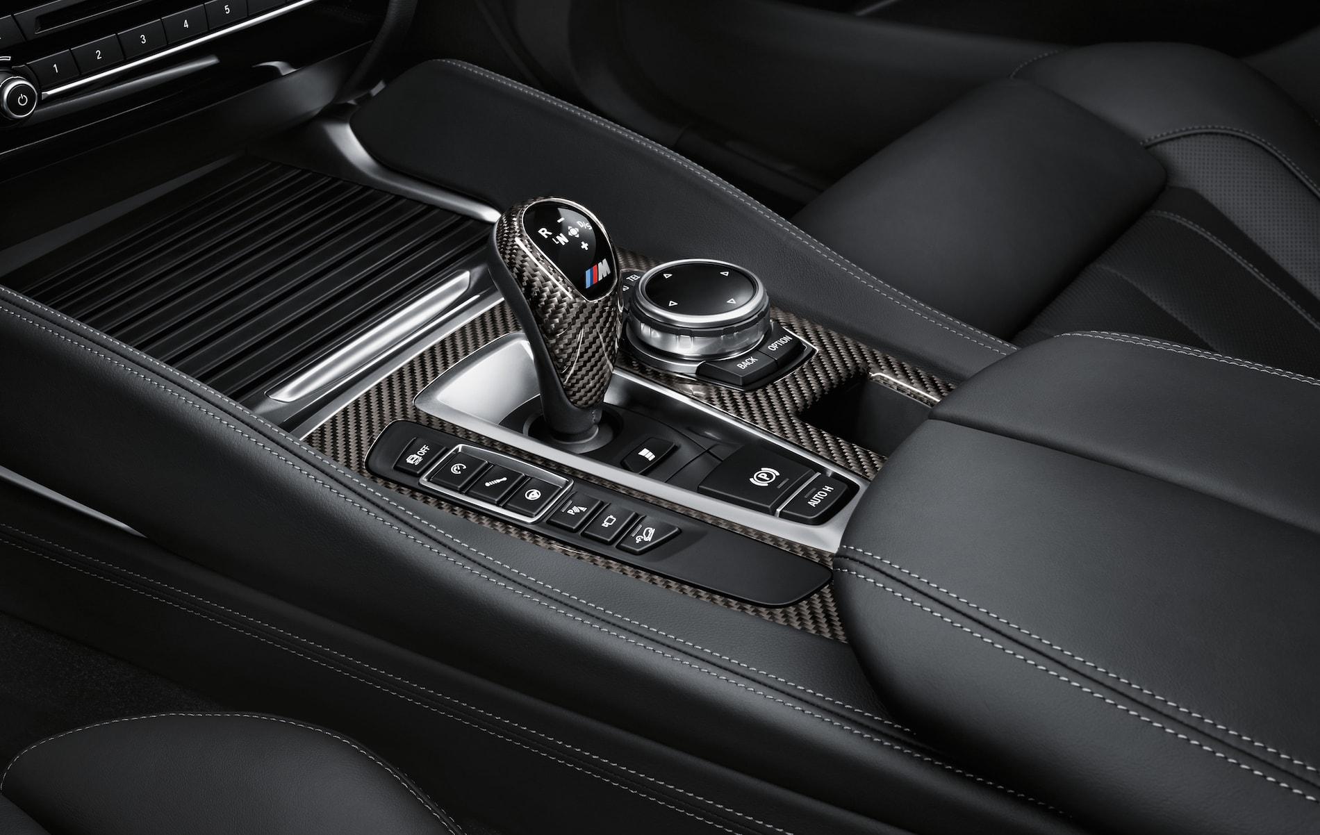 BMW X5M (F85) Widescreen
