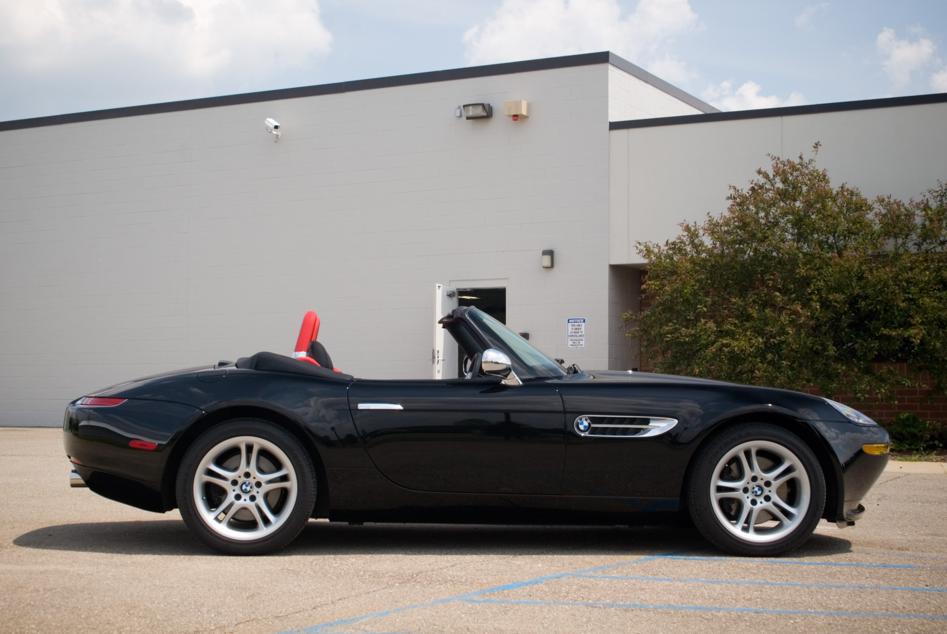 BMW Z8 Widescreen