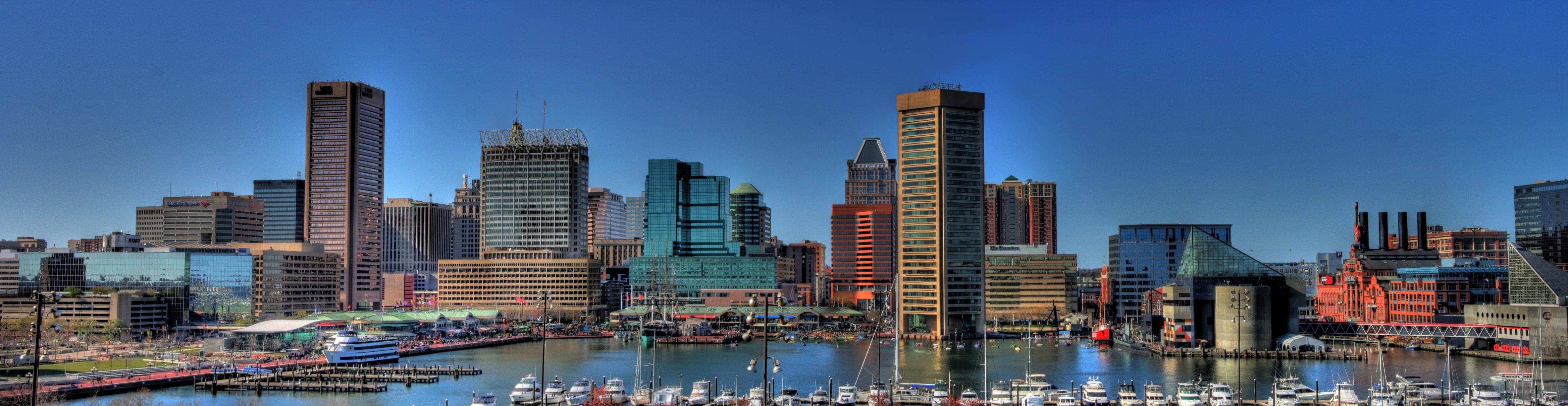 Baltimore Widescreen