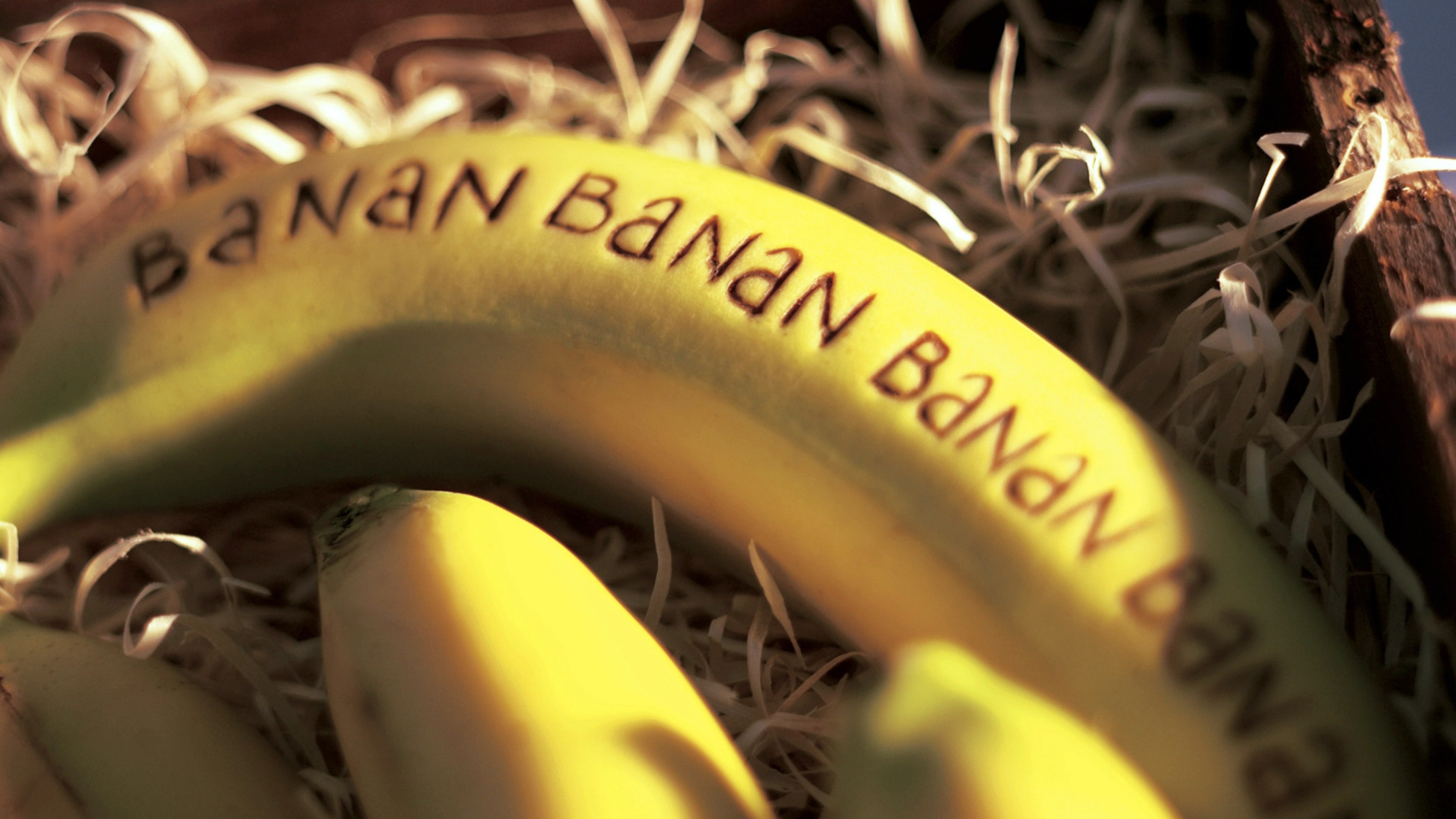 Banana widescreen