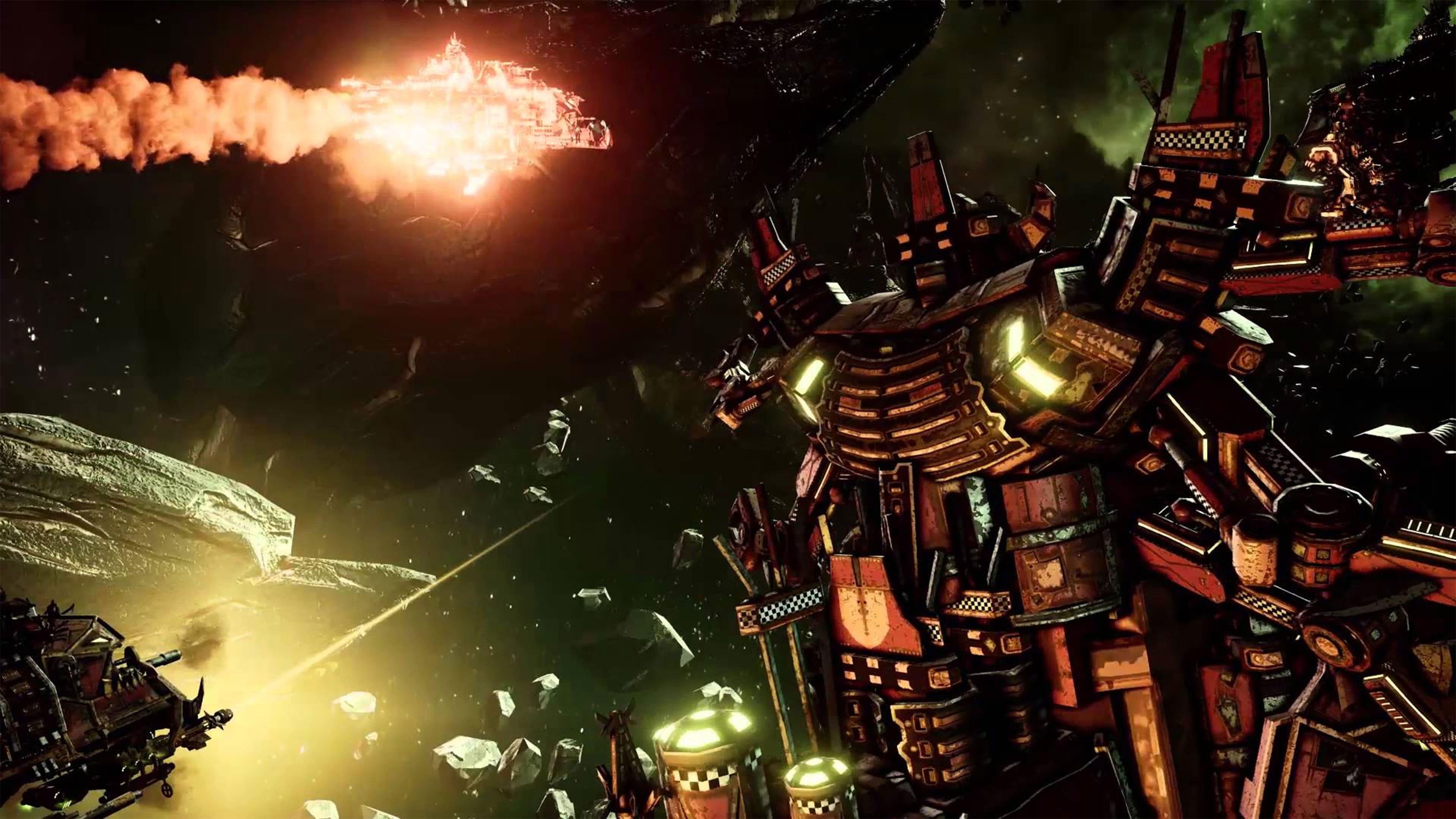 Battlefleet Gothic: Armada Widescreen