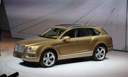 Bentley Bentayga Widescreen