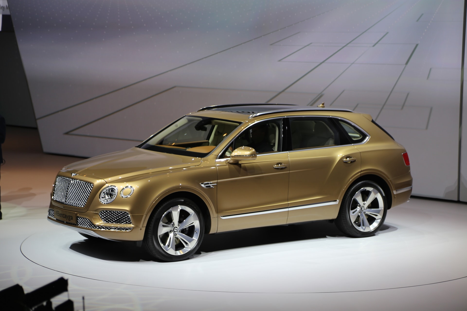 Bentley Bentayga Widescreen