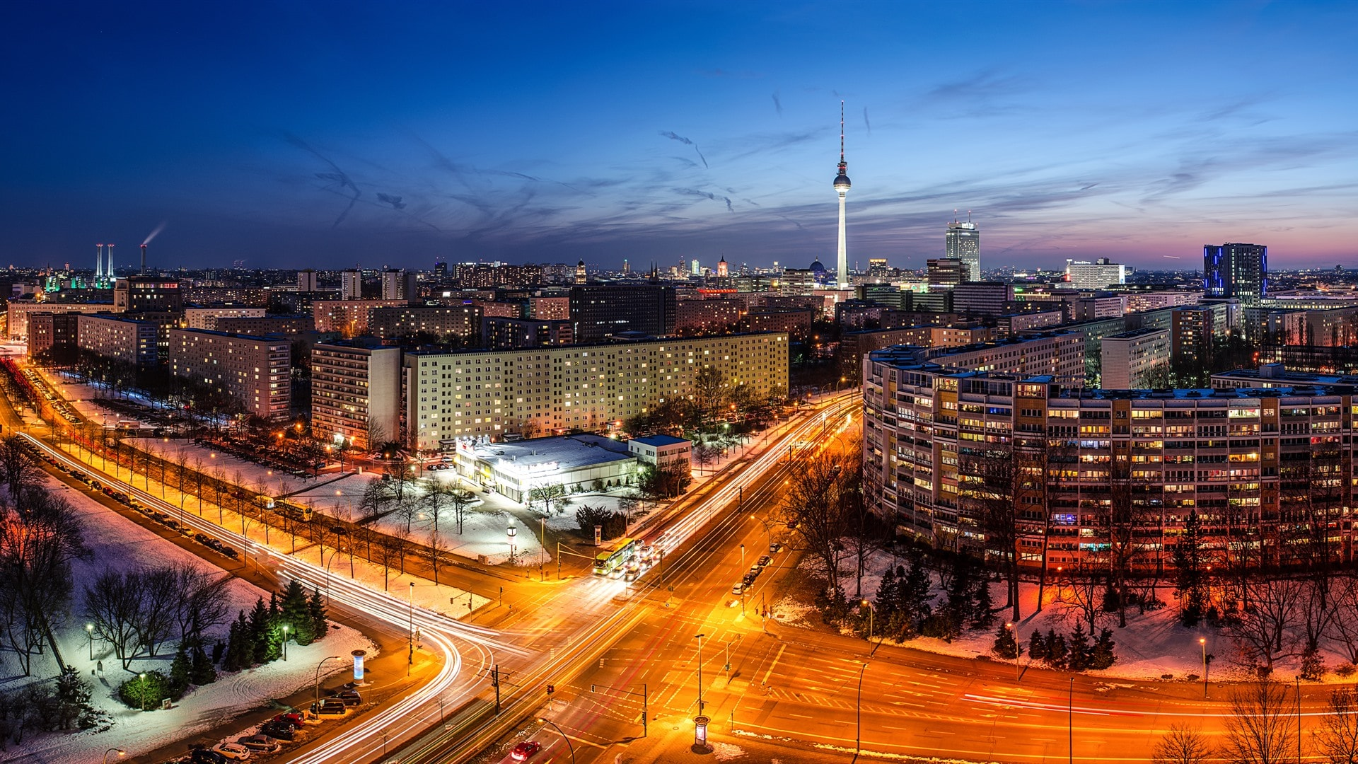 Berlin widescreen
