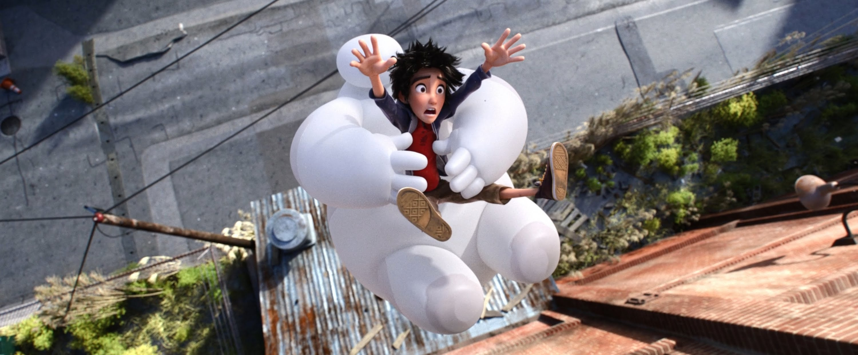 Big Hero 6 Widescreen