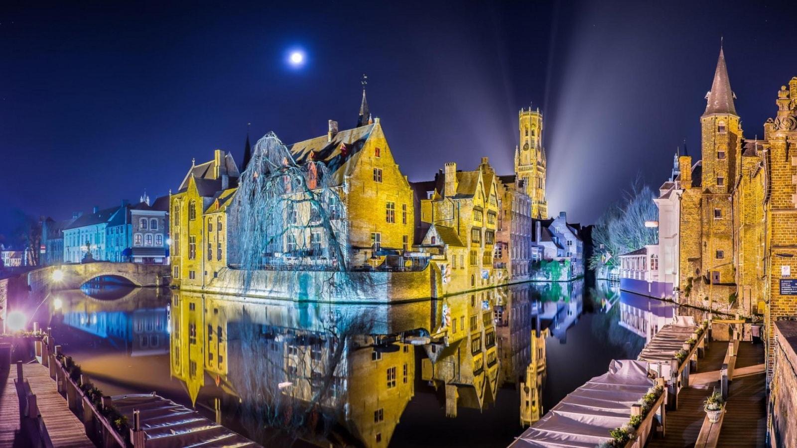 Bruges widescreen