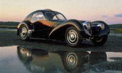 Bugatti Type 57SC Atlantic Coupe Widescreen