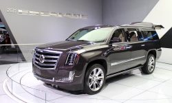 Cadillac Escalade 4 Widescreen
