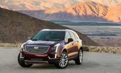 Cadillac XT5 Widescreen