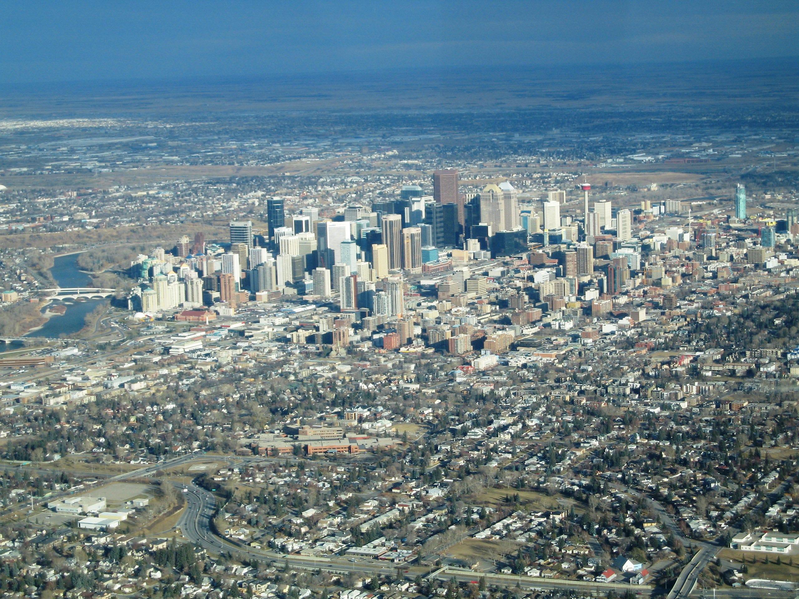 Calgary Widescreen