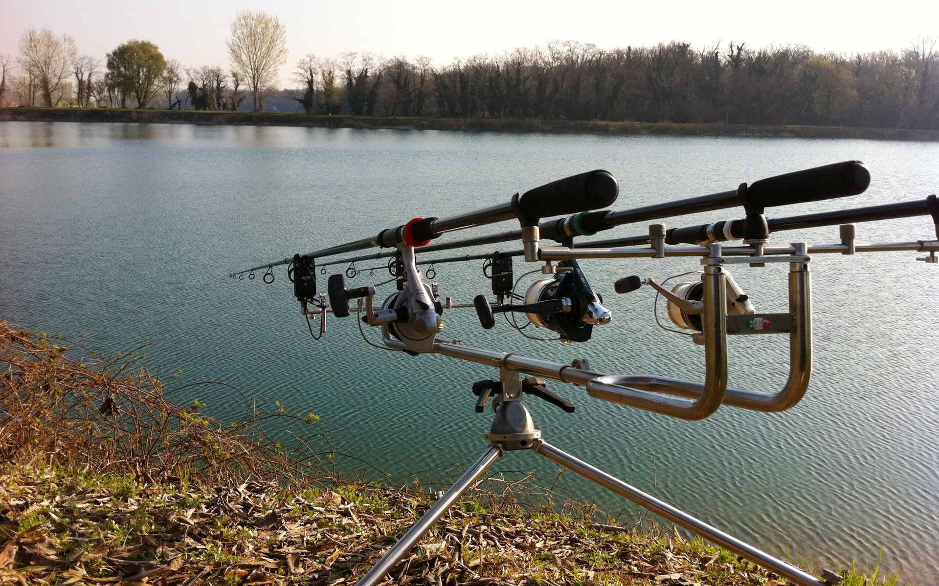Carpfishing Widescreen