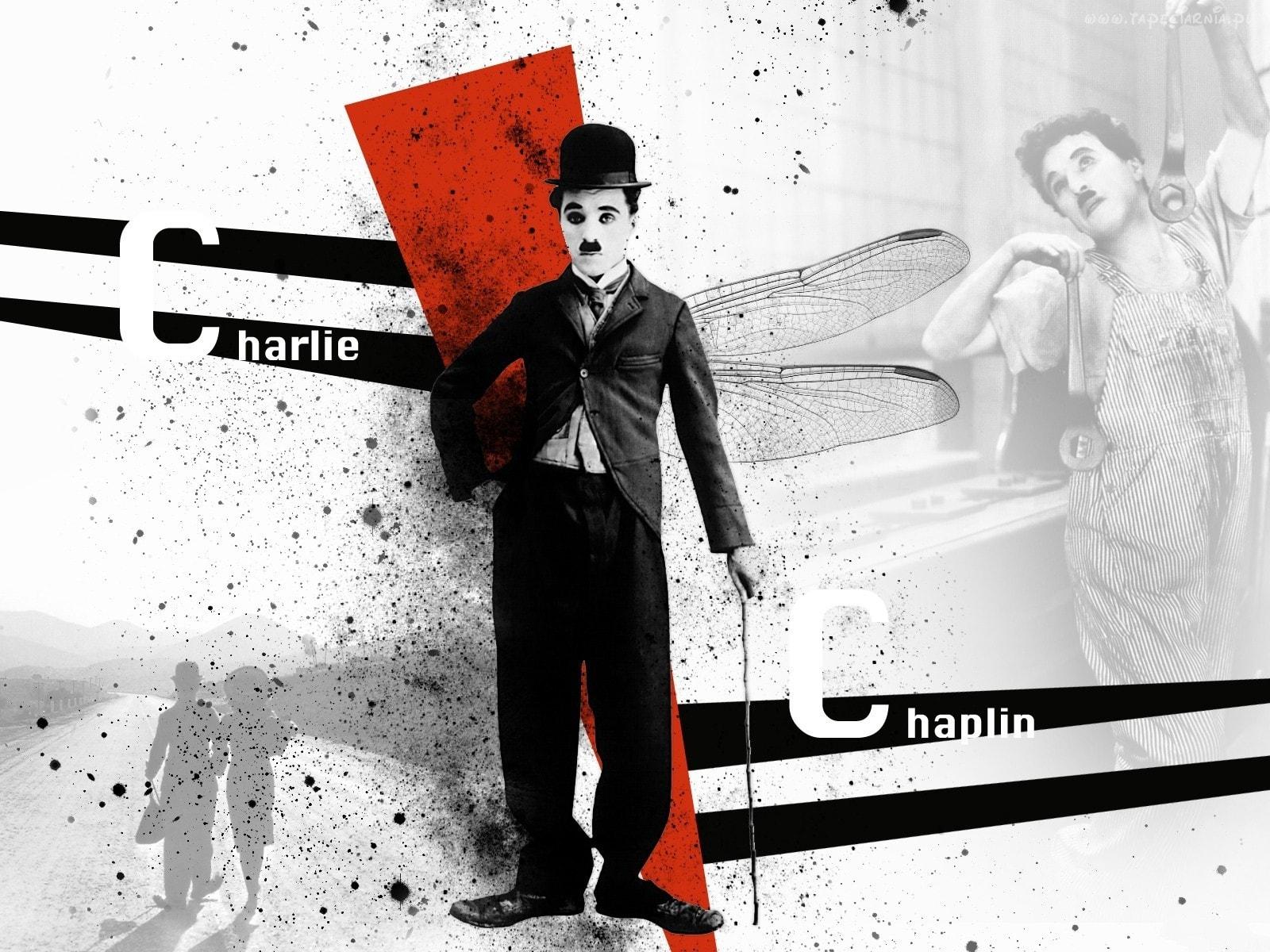Charles Chaplin Widescreen