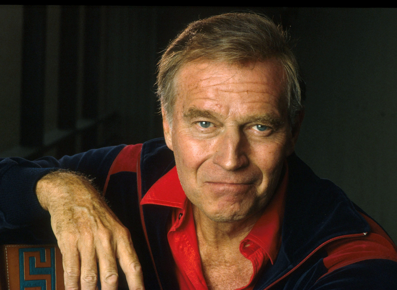 Charlton Heston Widescreen