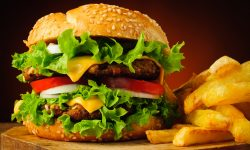 Cheeseburger Widescreen