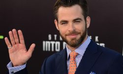 Chris Pine Widescreen