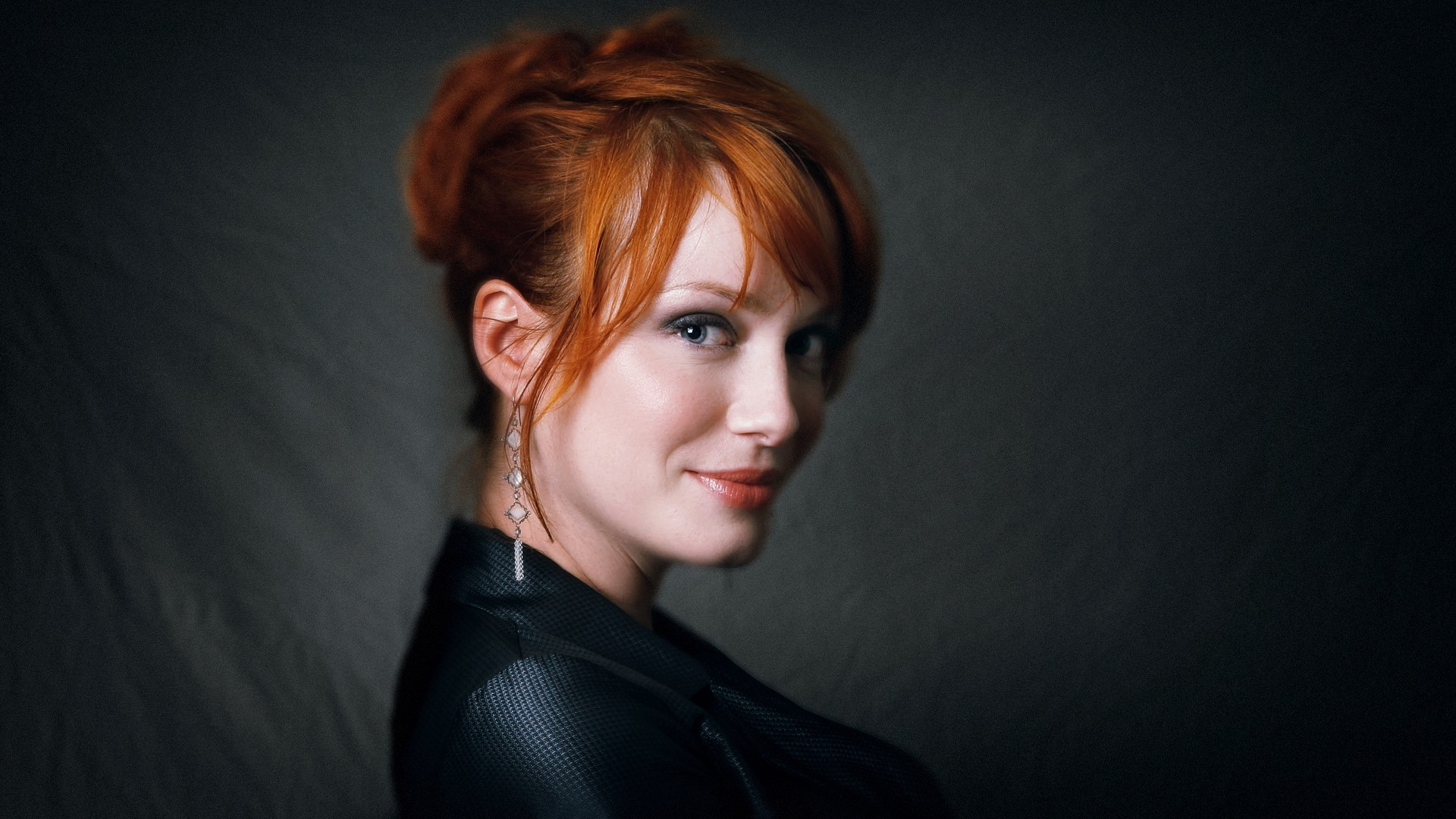 Christina Hendricks Widescreen