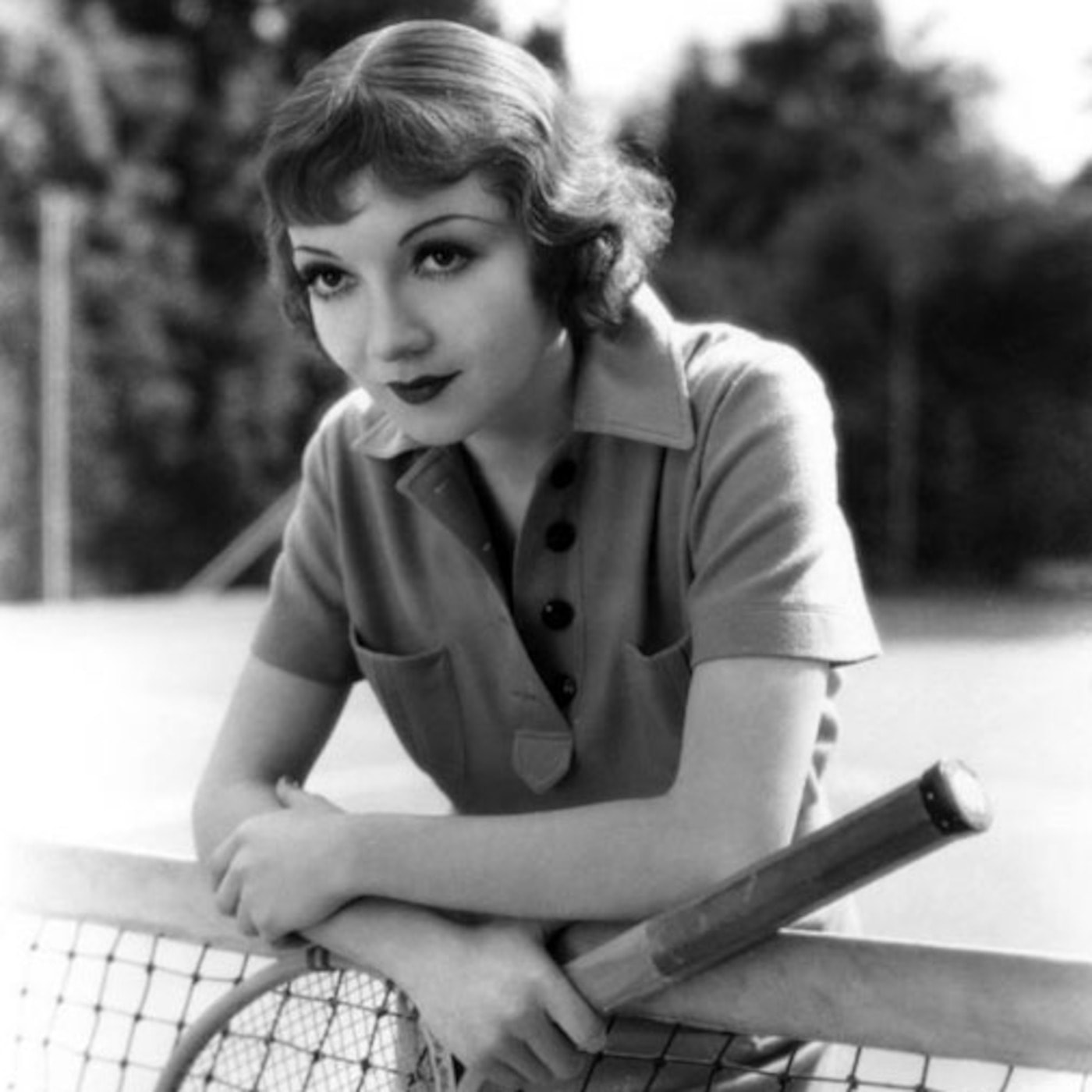 Claudette Colbert Widescreen