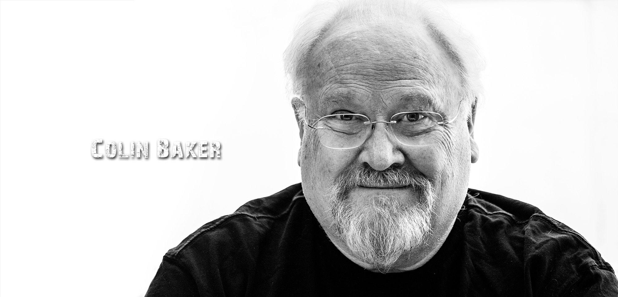 Colin Baker Widescreen