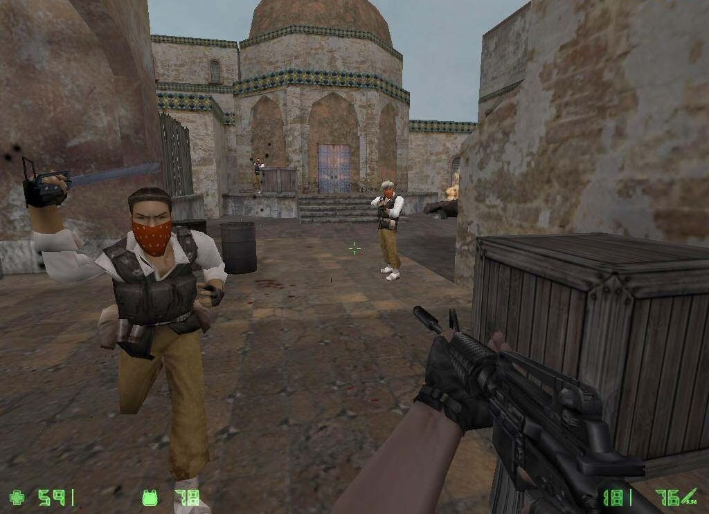 Counter-Strike: Condition Zero widescreen