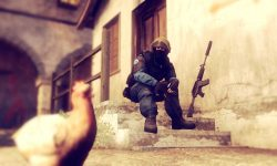 Counter-Strike: Global Offensive widescreen