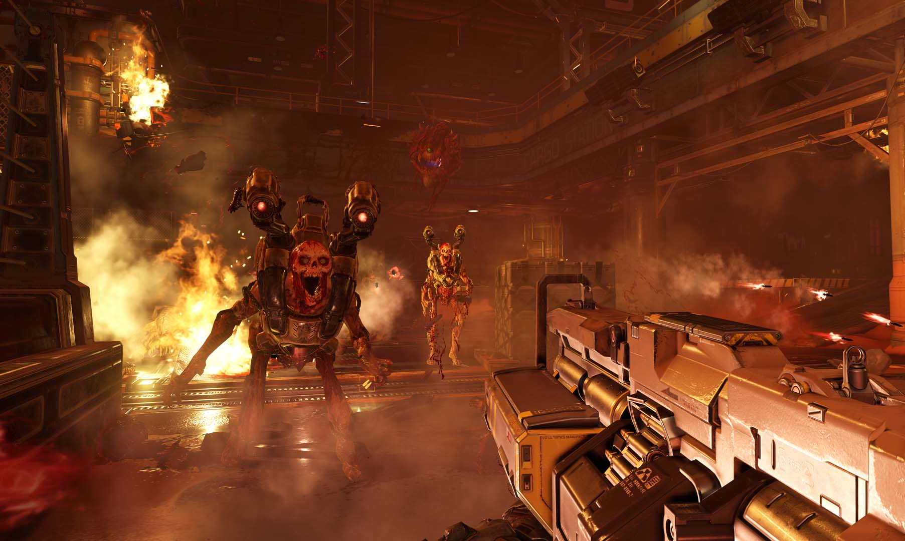 DOOM 2016 Widescreen