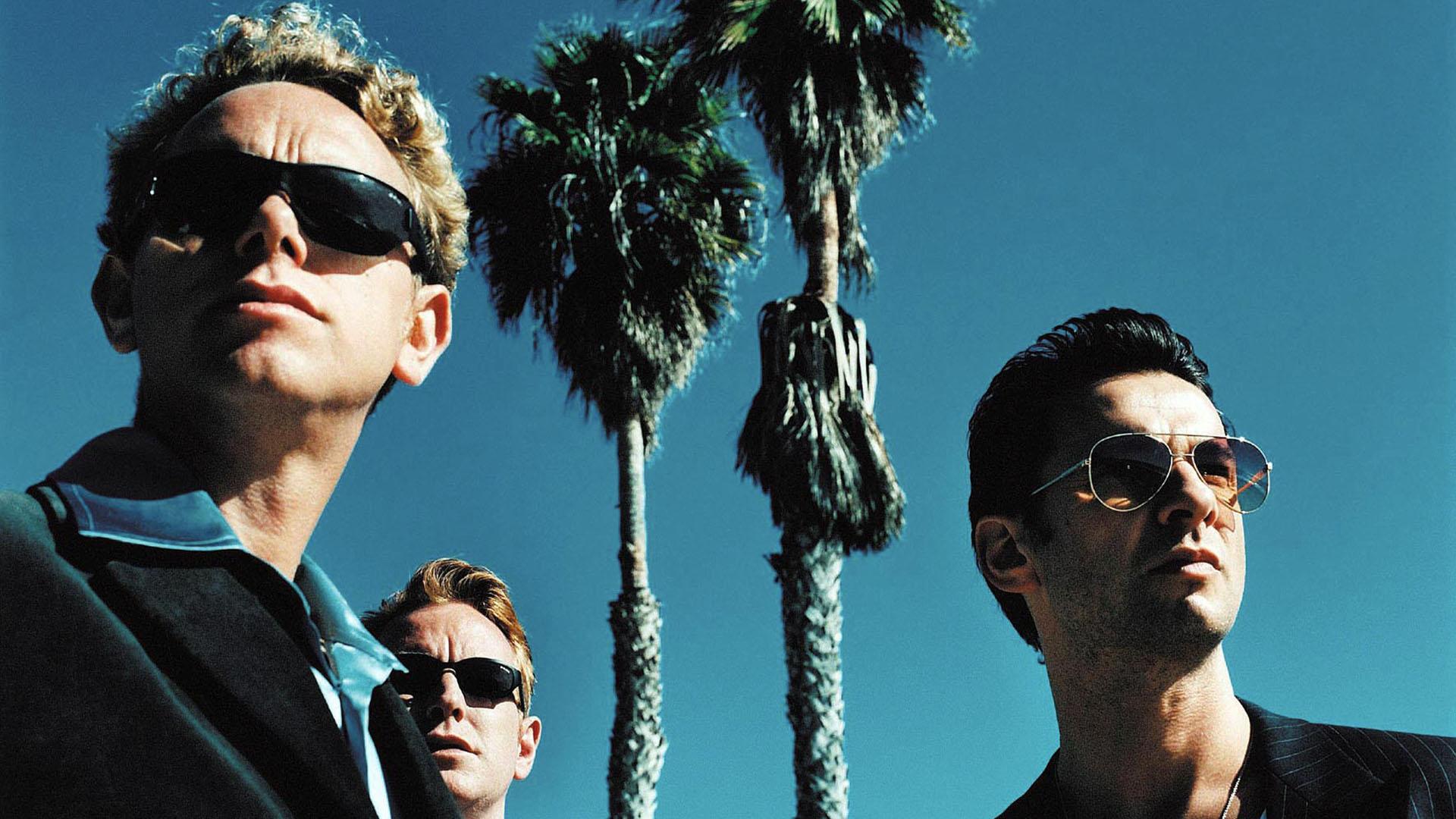 Depeche Mode Widescreen