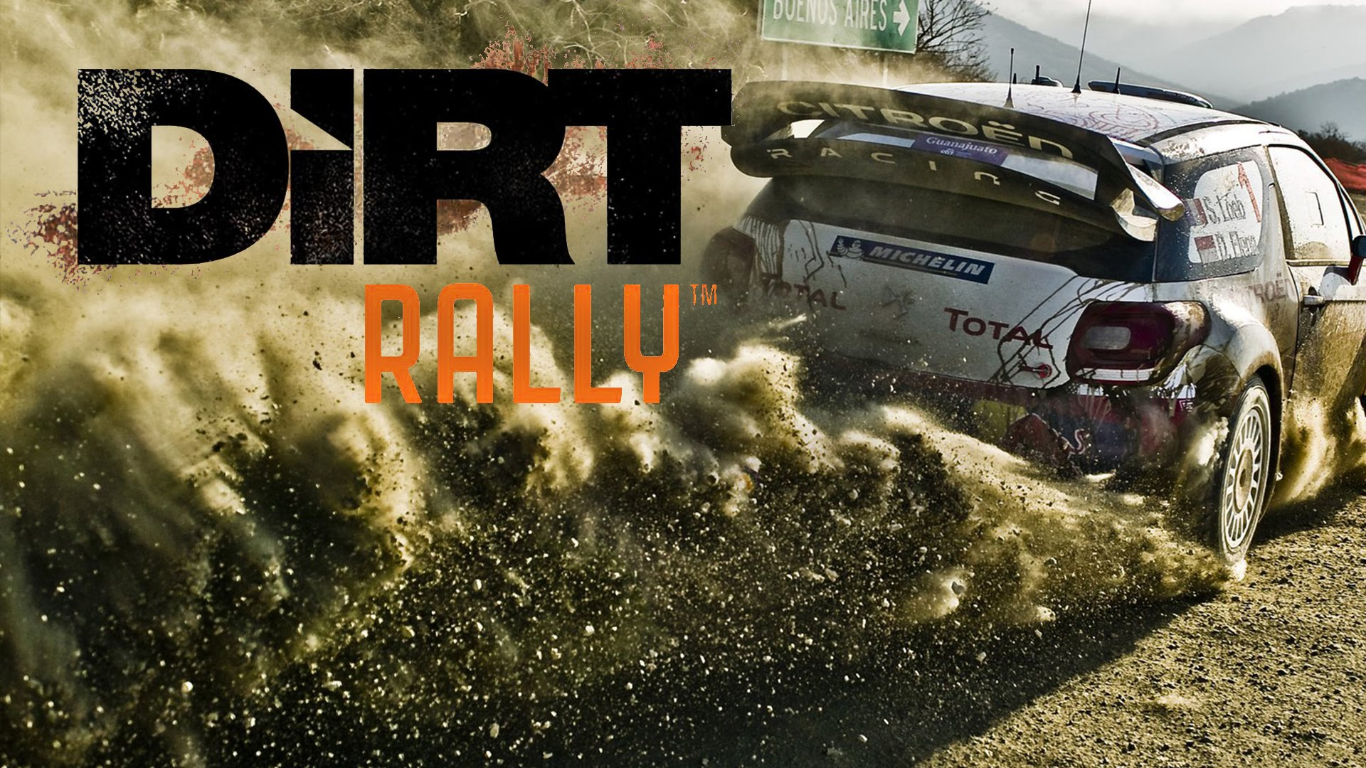 DiRT Rally Widescreen