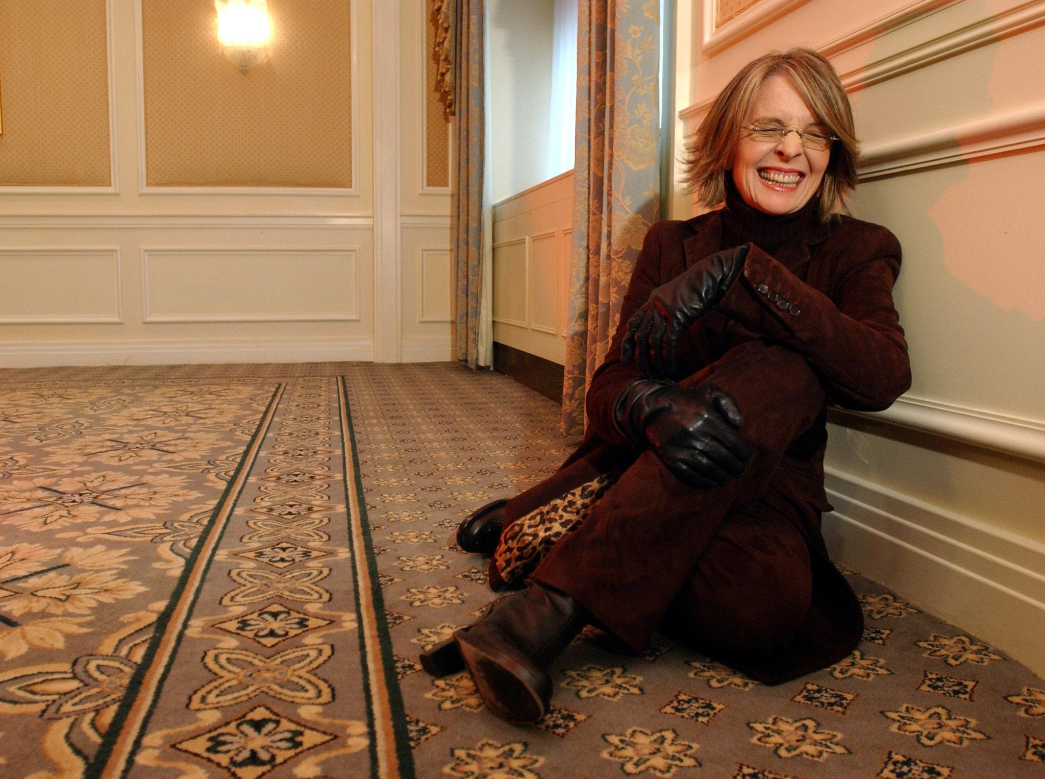 Diane Keaton Widescreen
