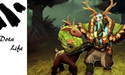 Dota 2 : Nature's Prophet Widescreen