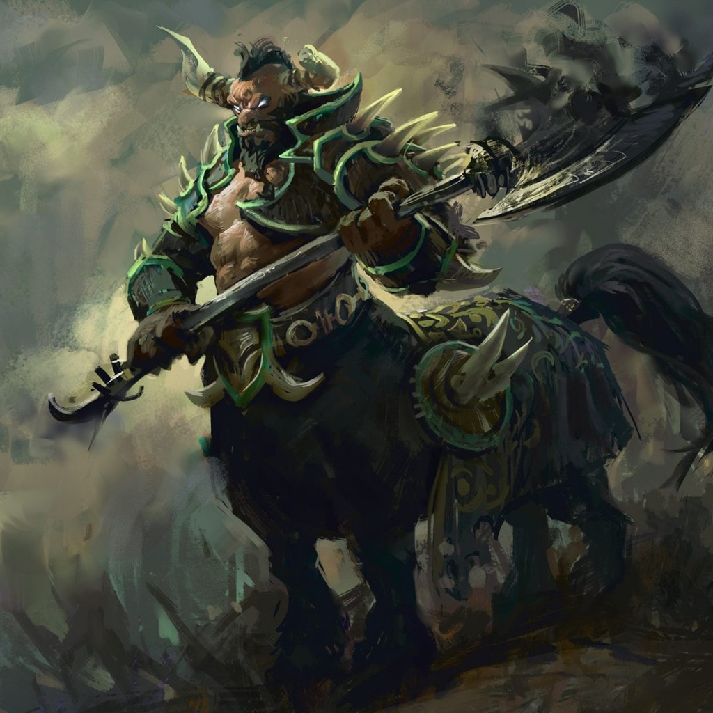Dota2 : Centaur Warrunner desktop wallpaper