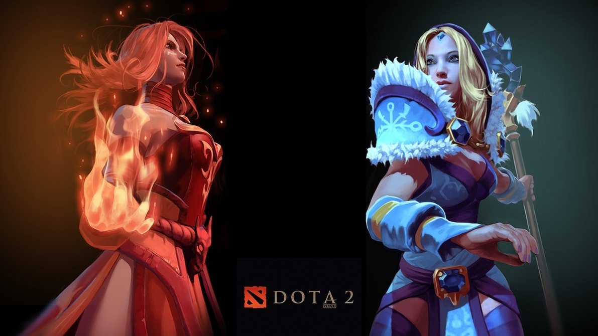 Dota2 : Lina Download