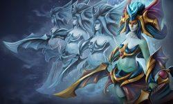 Dota2 : Naga Siren widescreen
